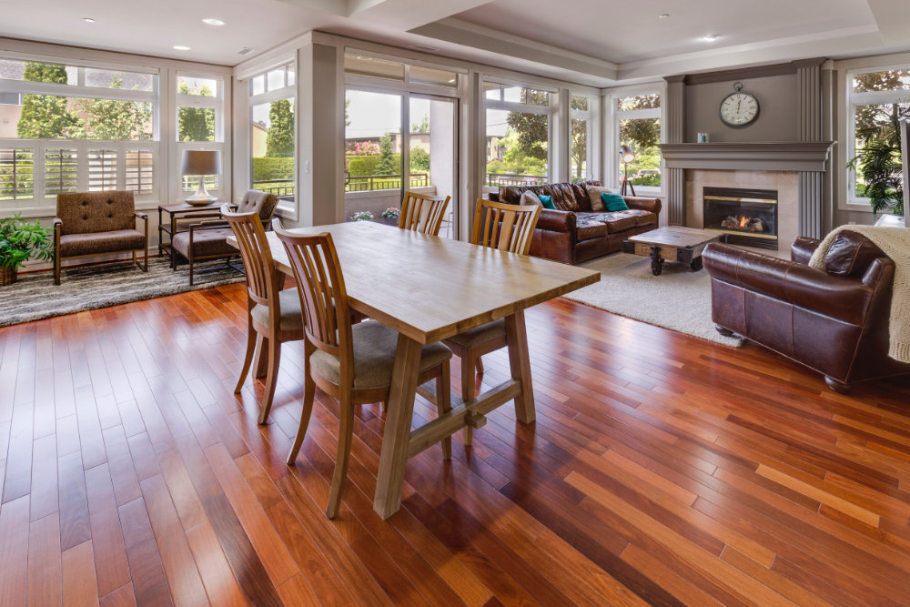 How to Deep Clean Wooden Flooring